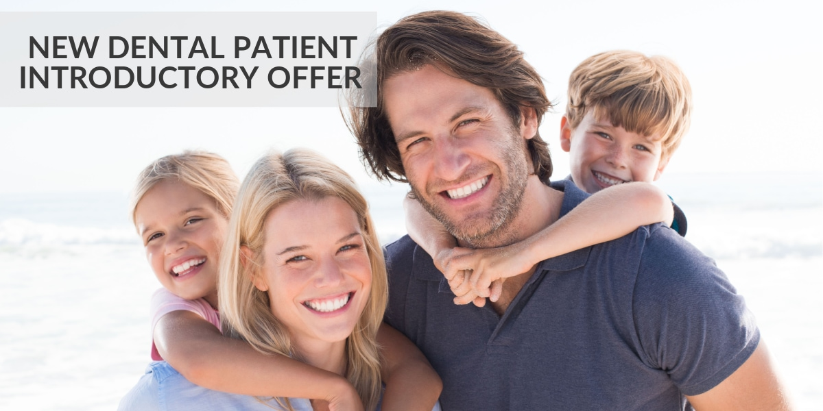 new dental patient offer